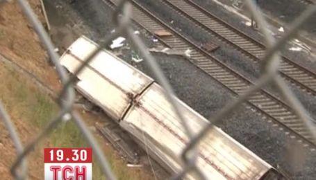Поезд, потерпевшый крушение в Испании, вышел на рейс исправным