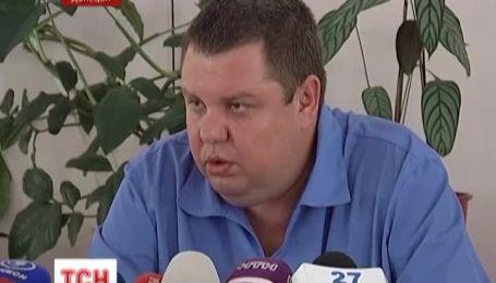 На будівництві храму у Донецьку загинув робітник, ще 8 у лікарні