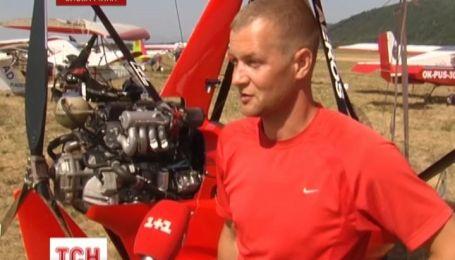 В Словакии завершается последний этап чемпионата Европы по сверхлегкой авиации