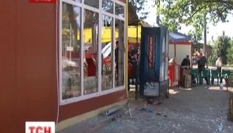 Из-за взрыва в Черновцах пострадали пять человек