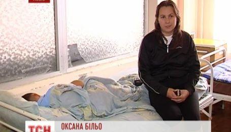 Во Львове милиционер сбил третьеклассника возле школы