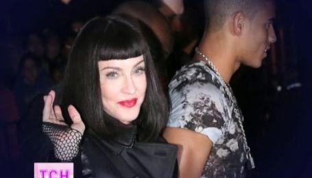Мадонна выходит замуж