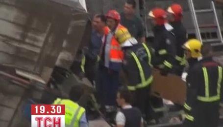 Кількість жертв катастрофи в Іспанії зростає