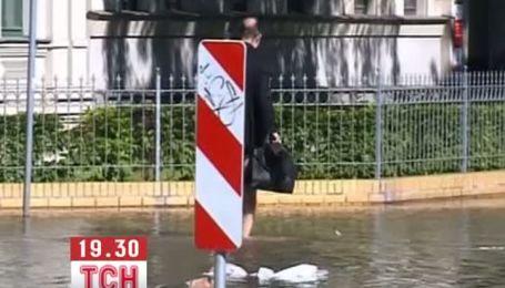 Для подолання паводку в Німеччині виділять 8 млр євро