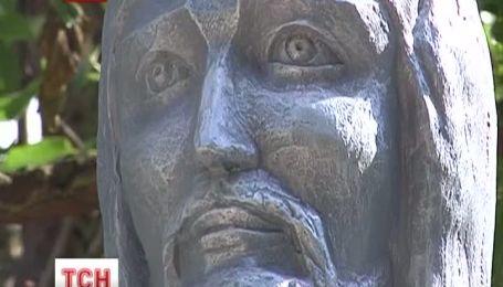 Точная копия статуи Христа, что стоит в Рио-де-Жанейро, появилась в Евпатории