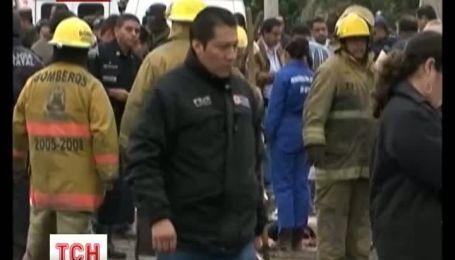 Вантажівка з феєрверками вибухнула у Мексиці