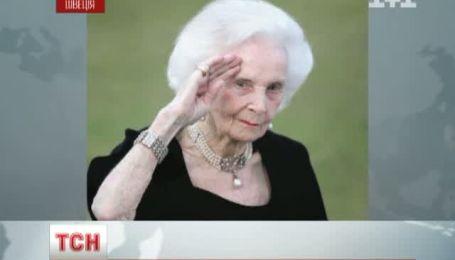 В Швеции умерла романтичная принцесса Европы - принцесса Лилиан