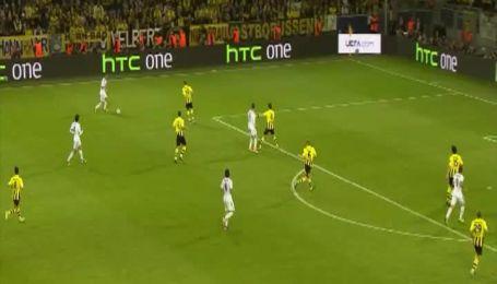 Боруссія Дортмунд - Реал - 4:1. Момент Роналду