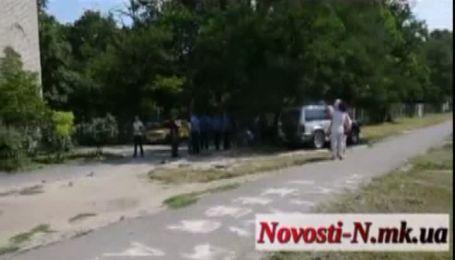 В Николаеве неизвестные напали на инкассаторов и сами погибли