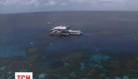 Два американських літака скинули бомби на Великий Бар'єрний Риф