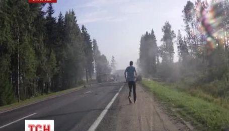 Жахлива аварія в Білорусі забрала життя чотирьох українців