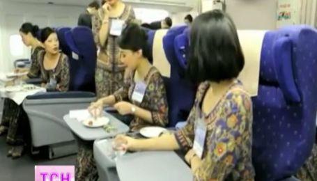 Сингапурская авиакомпания предлагает новый вид услуг для раздражительных