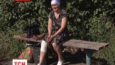 Пожилая женщина судится с Донецким железнодорожным вокзалом