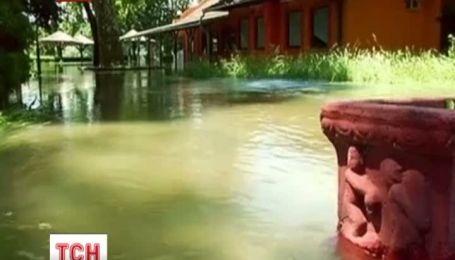 Сербию затопило