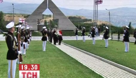 У Грузії вшановують пам'ять загиблих у війні в серпні 2008 року