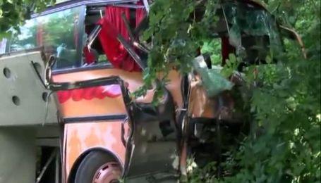 В страшній аварії на Волині загинули 8 людей