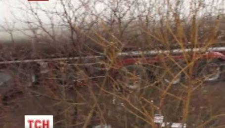 Через аварію на трасі Київ-Чоп постраждали 5 людей