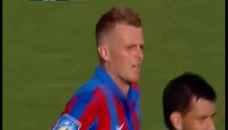 Арсенал - Ворскла - 1:1. Гол Аржанова