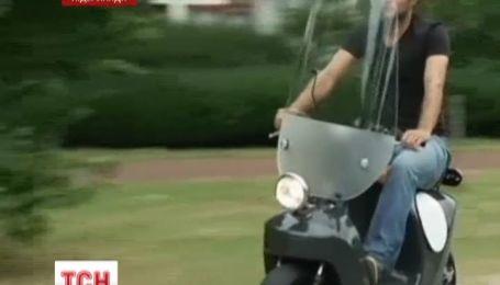 В Нидерландах создали скутер из конопли
