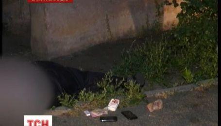 В Киеве расстреляли иностранца по просьбе жены-украинки
