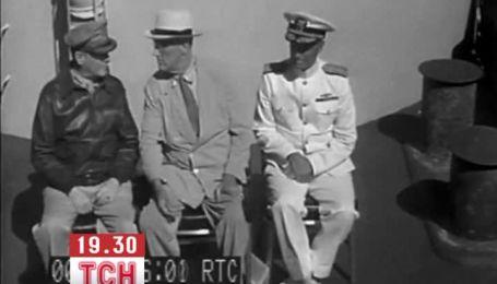 В університеті США знайшли рідкісний відеозапис з президентом Рузвельтом
