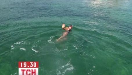 Спортсменка из Австралии пыталась вплавь добраться из Кубы в США