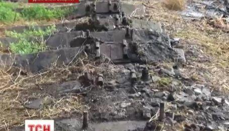 На Днепропетровщине мужчины срезали 160 метров рабочей колеи ради металлолома