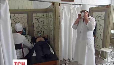 В украинских тюрьмах пылает эпидемия туберкулеза