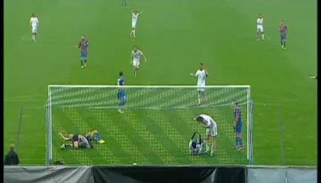 Арсенал - Волынь - 2:1. Обзор матча
