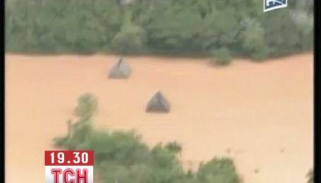 Куба пішла під воду після сильних злив