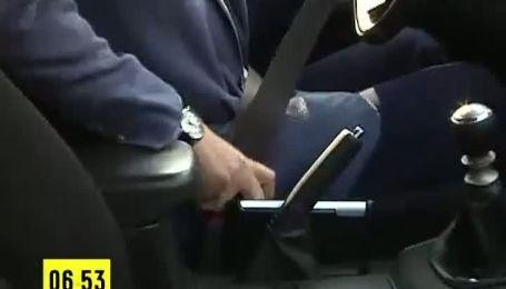 Ляшко ощутил на себе, что это за профессия - таксист