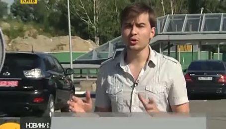 Київські чиновники придумали новий план по ліквідації стихійних парковок