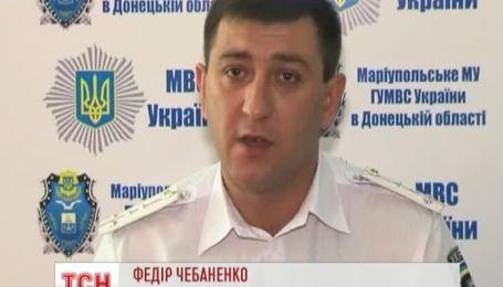 На Донеччині водій збив жінку з немовлям