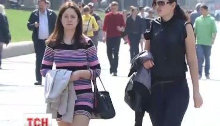 Весна продержится в Украине еще 5 дней