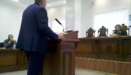 Свідок у справі Щербаня припускає, що Тимошенко причетна до вбивства