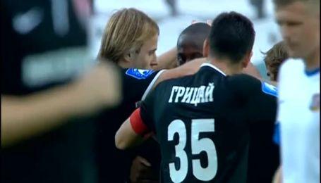 Заря - Арсенал - 4:0. Видео матча