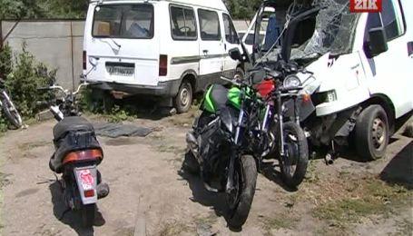 У Коломиї в ДТП загинув мотоцикліст
