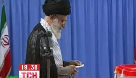 Иран выбирает президента среди шести кандидатов