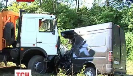 В Тернополе сегодня день траура по погибшим в страшной аварии на хмельницкой трассе