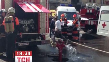 Более 4000 тысяч человек эвакуировали из-за задымления метро в Москве