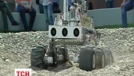 Польские студенты смастерили прототип марсохода