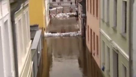 Из-за дамбы в Магдебурге эвакуировали 23000 человек