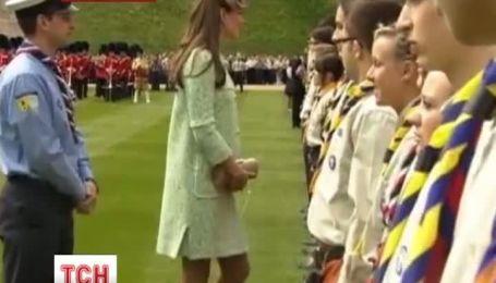 Герцогиня Кембриджская стала новым патроном британских скаутов
