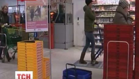 У фінських магазинах видають кошики для знайомства