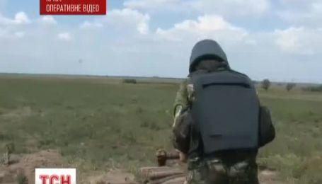 Скот помог найти снаряды в Крыму