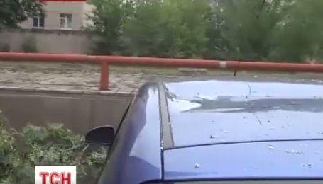 Мариуполь прошлой ночью пережил ураган