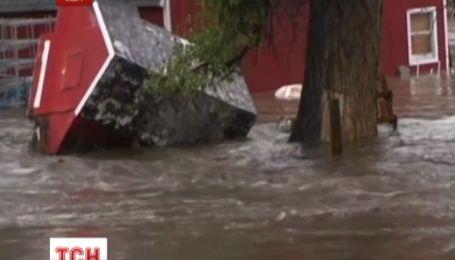 Колорадо постраждав від повені