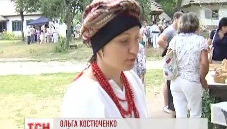 У музеї Пирогово пройшов фестиваль Жнива