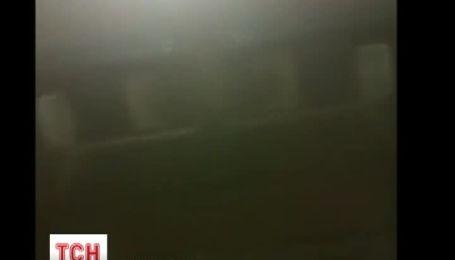 В московском метро возник пожар