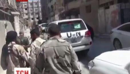 Лига арабских держав призвала ООН наказать Сирию